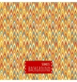 Colorful seamless pattern arrows background vector image vector image