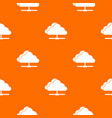 cloud computing connection pattern seamless vector image
