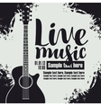 concert live music vector image vector image