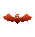 halloween isolated icon vector image