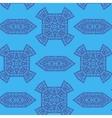 Ornamental Backdrop Pattern Fill vector image