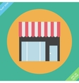 Storefront icon - vector image