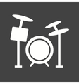 Drums vector image vector image