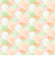 seamless background with repetitive colored spots vector image vector image