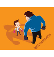 sme boxing vector image