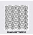 Cubes geometric seamless pattern vector image vector image