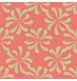 Seamless floral pattern Background with leaves