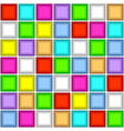color tile vector image vector image