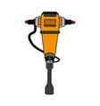 drill vector image vector image