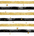 seamless brush stroke pattern beads vector image vector image