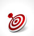 dart background vector image vector image