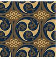 Japan Tile vector image vector image