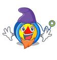 elf yoyo character cartoon style vector image vector image