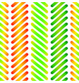 jelly gummy worms cartoon seamless pattern vector image vector image