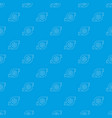 air filter car pattern seamless blue vector image vector image