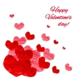 Card for Valentine Day vector image vector image