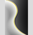 light effects with glow lines special white vector image vector image