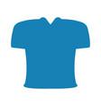 american football t-shirt vector image vector image