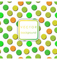 pattern made up of geometric shapes clay vector image