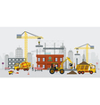 construction work vector image