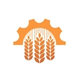 Industry and agriculture symbol vector image vector image