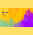 abstract colorful lines background design vector image