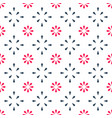 abstract seamless pattern geometric background vector image vector image