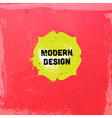 Modern Backdrop for Design vector image vector image