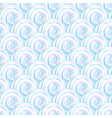 pearl pattern vector image vector image