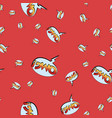 omg seamless pattern vector image vector image