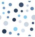 circle pattern seamless vector image vector image