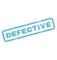 Defective Rubber Stamp vector image vector image