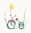 Childrens Tricycle Drawing
