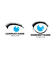 Set eyelash extension logo