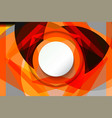 abstract backgrounds design vector image