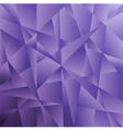 Abstract light purple background vector image vector image