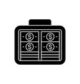 portfolio money - investment - banknotes icon vector image vector image
