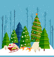 Christmas and new year card christmas banner