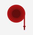 hydrant icon vector image vector image