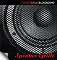 Speaker grille background