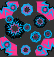 abstract seamless pattern for childs clothes vector image