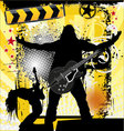 Urban rock vector | Price: 1 Credit (USD $1)