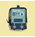 Electric Welding Machine vector image