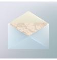 postal icons vector image