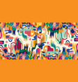 colorful background3 vector image