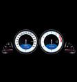 speedometer3 vector image vector image