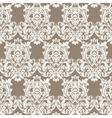 Vintage Classic Rococo Floral ornament vector image vector image