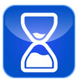 timer app icon vector image