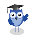 Owl teacher vector | Price: 1 Credit (USD $1)