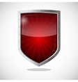 Protection armor shield concept Security vector image vector image